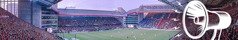 FCK Stadion-Grüße