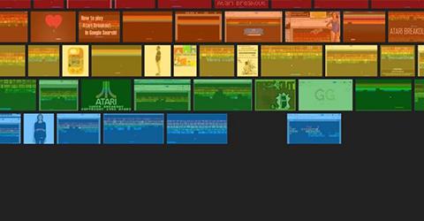 Atari Breakout Sc Google