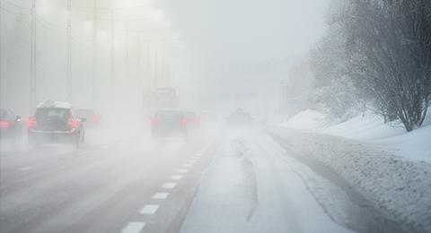 Auto Nebel St