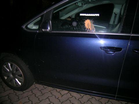 Auto Polizei Gross