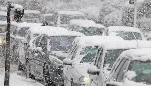 Auto Schnee St 480