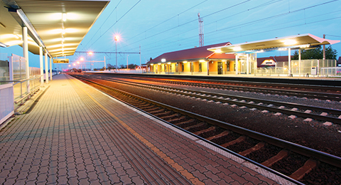 Bahnhof St 480