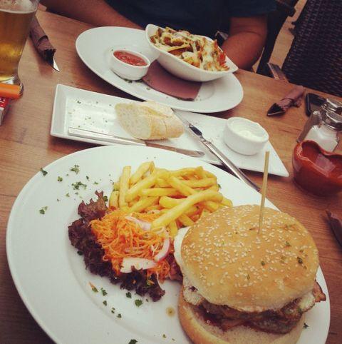 Burger Foodporn Bildonly