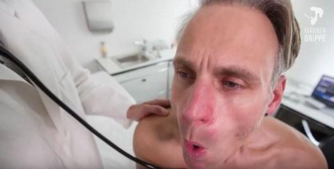 Die Maennergrippe