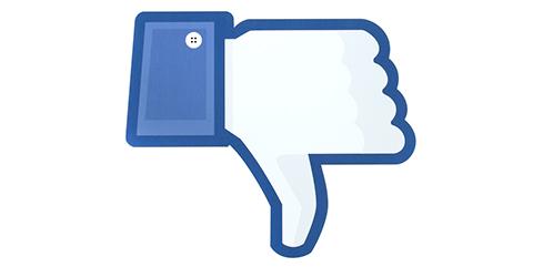 Facebook Dislike 480 Rvlsoft Shutterstock