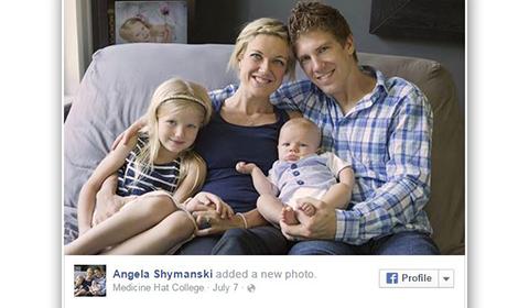 Familie Facebook