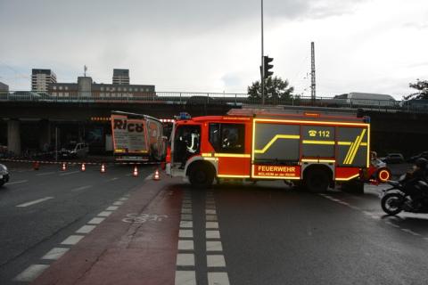 Feuerwehr Muelheim An Der Ruhr 2