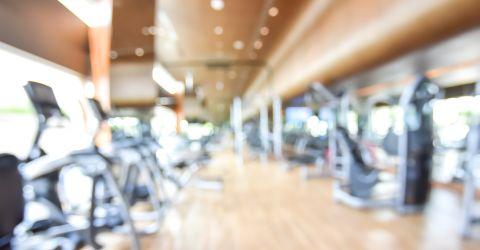 Fitnessstudio 480