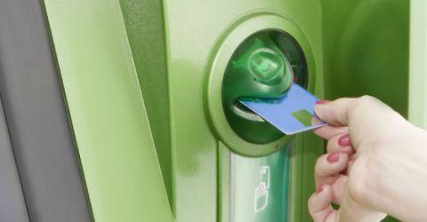 Geldautomat Shuttertsock