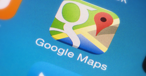 Googlemaps Twin Design At