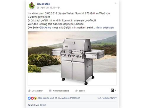 Grill Fb 480