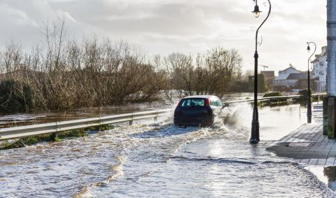 Hochwasser St 1