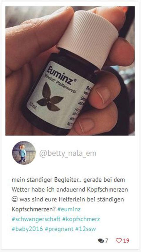 Instagram Betty Nala Em
