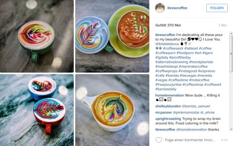 Instagram Ibrewcoffee