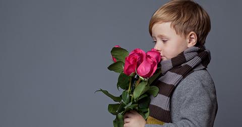Junge Blumen St 480