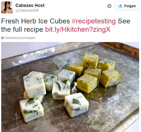 Kaese Cabezas Host Twitter