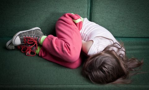 Kind Schlaeft St 480