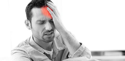 Kopfschmerzen 480 St
