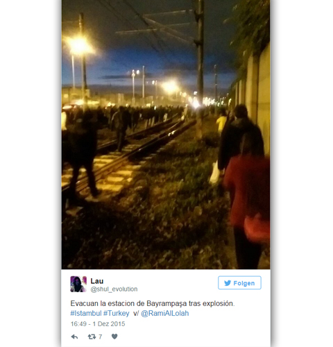 Menschen Fliehen Ubahn