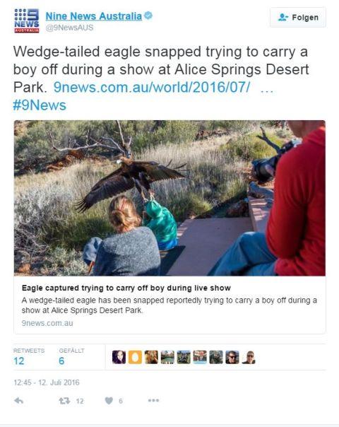 Nine News Australia Twitter 480