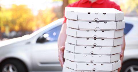Pizzaliefernat