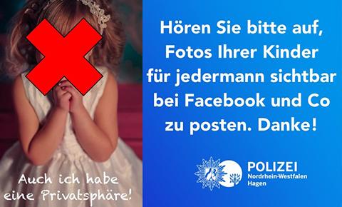 Polizei Hagen Posting