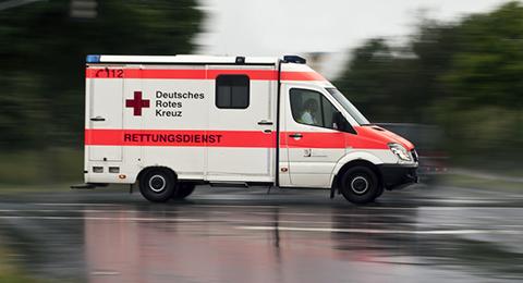 Rettungswagen St 480 Vytautas Kielaitis