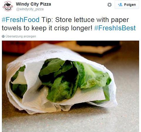 Salat Windy City Pizza Twitter