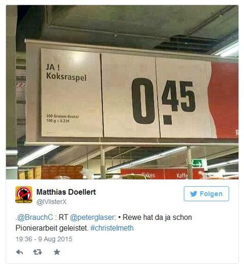 Supermarktpanne7twittermatthiasdoellert