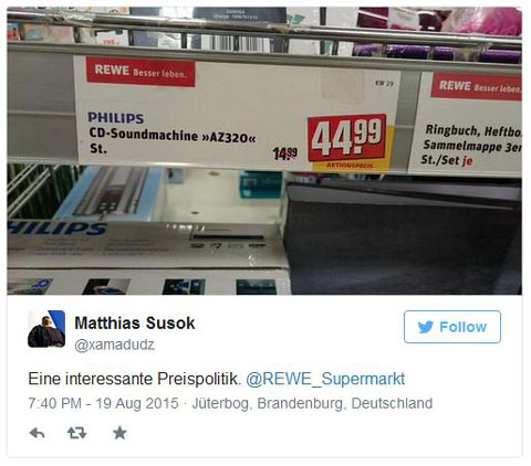 Supermarktpannentwittermatthiassusok