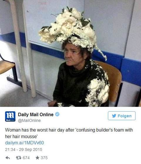Twitter Daily Mail Online