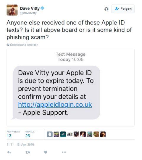 Twitter David Vitty