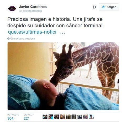 Twitter Javier Cardenas