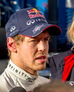 Vettel David Acosta Allely Shutterstock