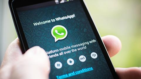 Whatsapp St Twin Design