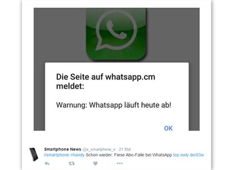 Whatsapp Twitte