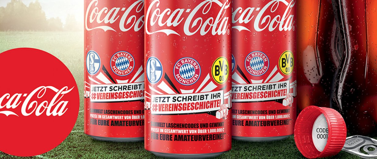 Coke.de laschencode gewinnspiel