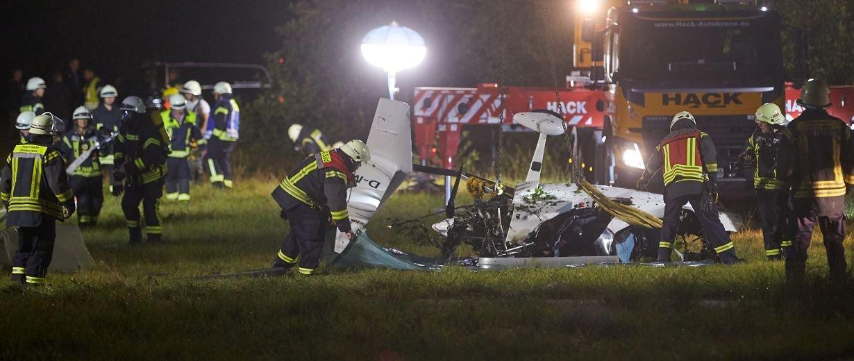 Tragschrauber stürzt ab: Zwei Tote in RLP | RPR1.