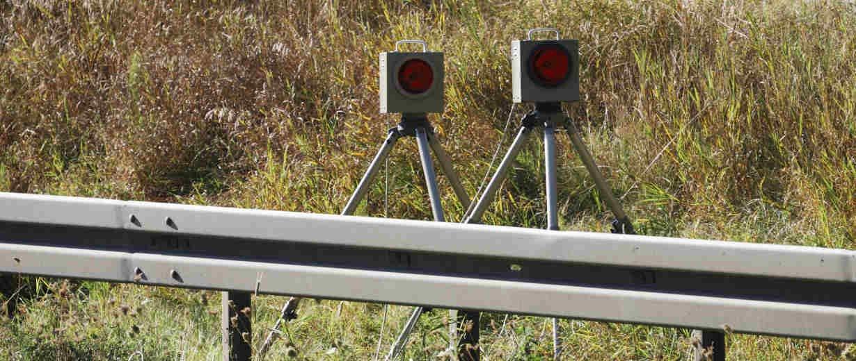 Aktuelle Radarkontrollen