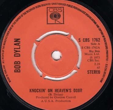 Knockin on Heaven's Door Cover