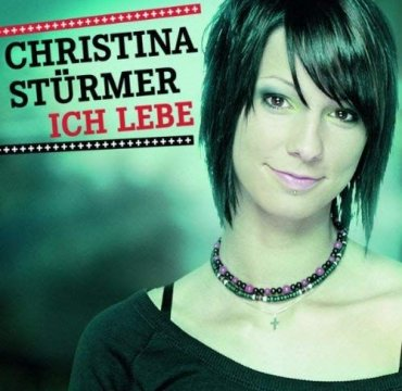 Christina Stürmer - Ich lebe Cover_2005 Universal Music GmbH, Austria.jpg