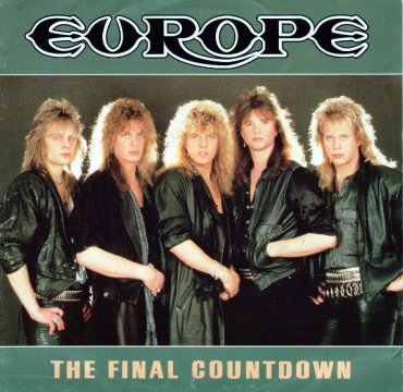 Cover_Final Countdown_Epic