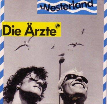 Cover_Westerland_Die Ärzte_CBS