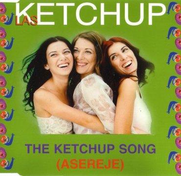 Cover_LasKetchup_KetchupSong