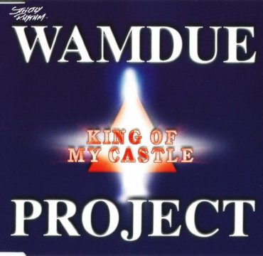 Cover_Wamdue Project_King of my castle