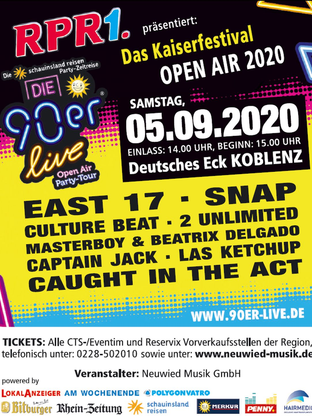 Single party koblenz 2020