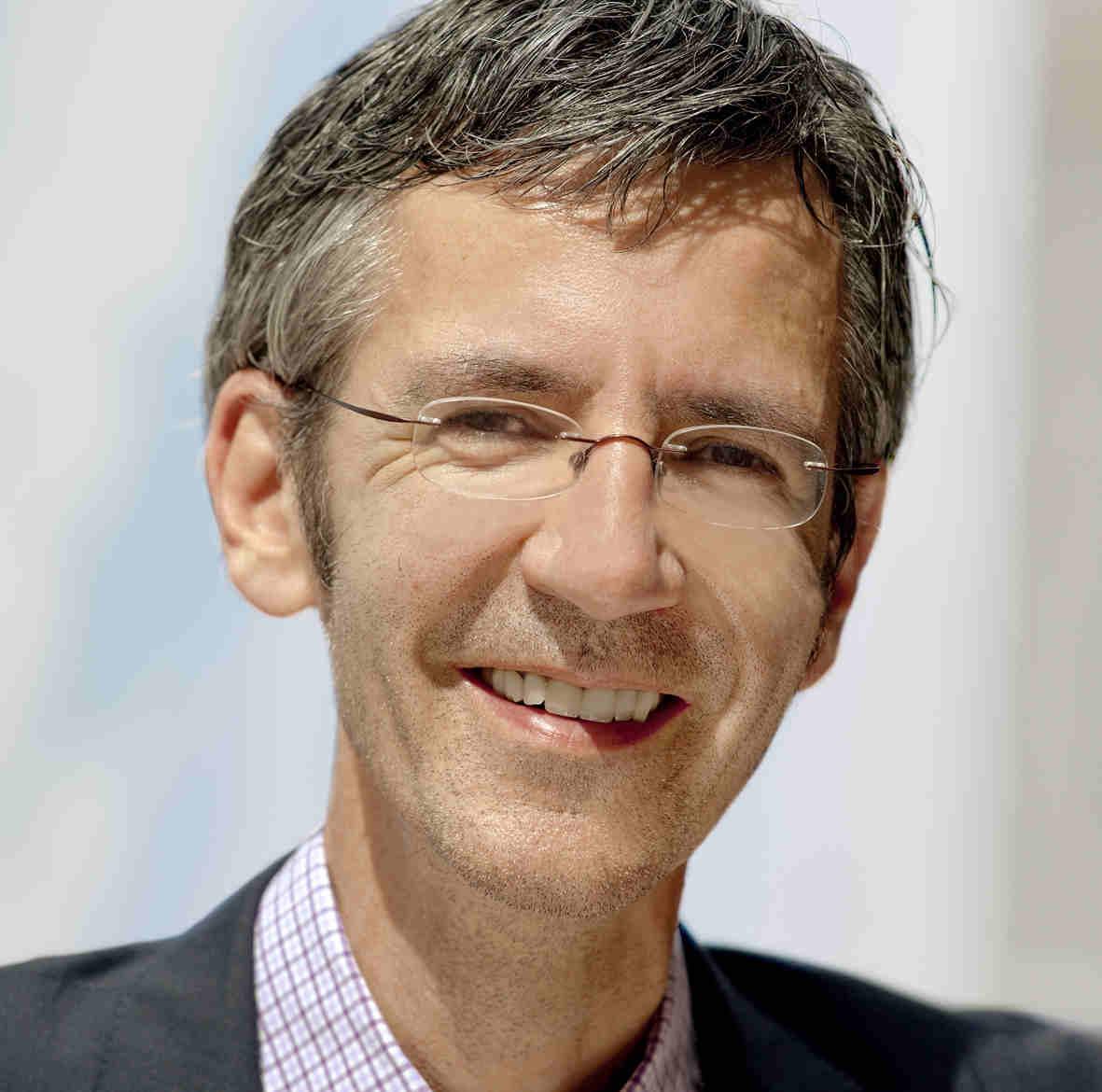 Kristian Kropp, 1.Vorsitzender RPR Hilft e.V. und RPR1.Geschäftsführer
