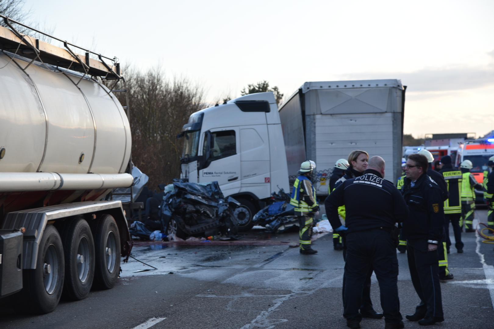Unfall A5 Walldorf Heute
