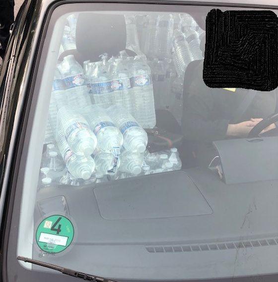 Überladung, Sprudel, Wasser, Polizei.jpg